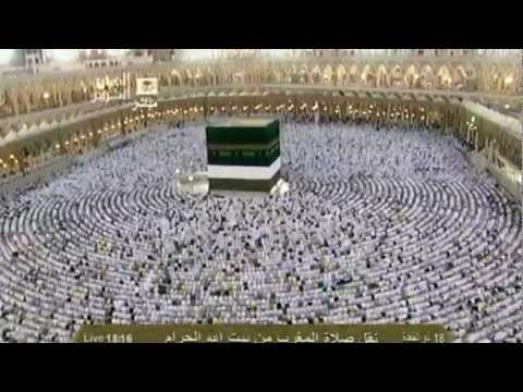 October 4, 2012 ~ Makah Maghrib led by Sheikh Sudais
