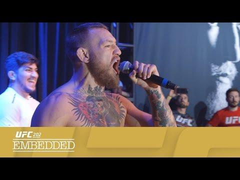 UFC 202 Embedded: Vlog Series - Episode 5