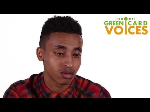 Ahmed Hamza (C.R.) Mahamed—Green Card Voices