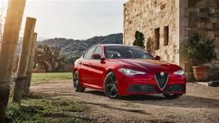 Alfa Romeo Giulia Ti Sport Q2 в кузове 952 2017