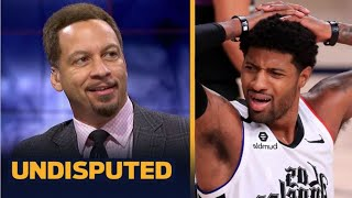 Chris Broussard SHOCKED Paul George asking for teammates commitment after Clippers playoff collapse