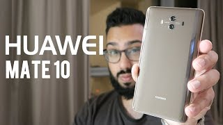 HUAWEI MATE 10 UNBOXING !!!
