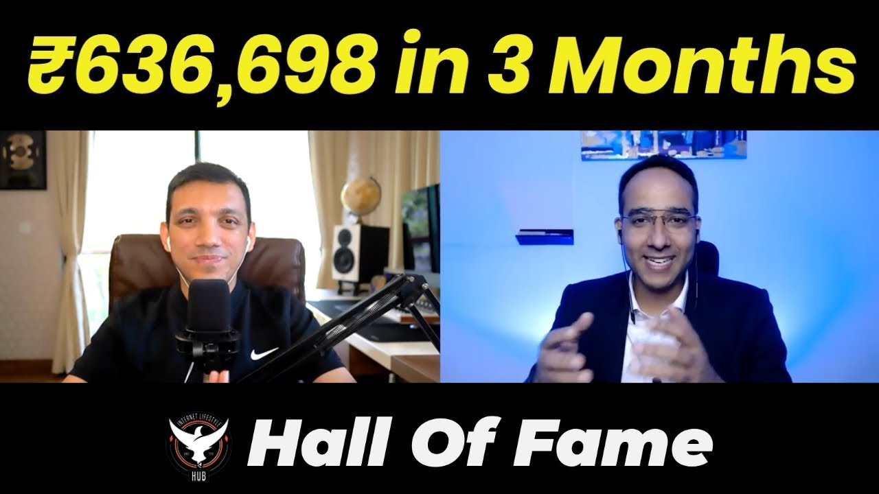 Jitesh Achieves ₹636,698 In 3 Months As A Video Sales Expert