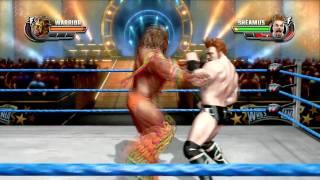WWE ALL STARS Ultimate Warrior vs. Sheamus FANTASY WARRIOR FULL MATCH