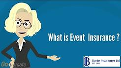 Event Insurance Video