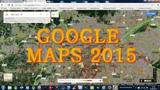 COMO USAR O GOOGLE MAPS 2015 COMPLETO Free HD Video