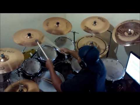 Iron Maiden-Rime of The Ancient Mariner-Drum Cover