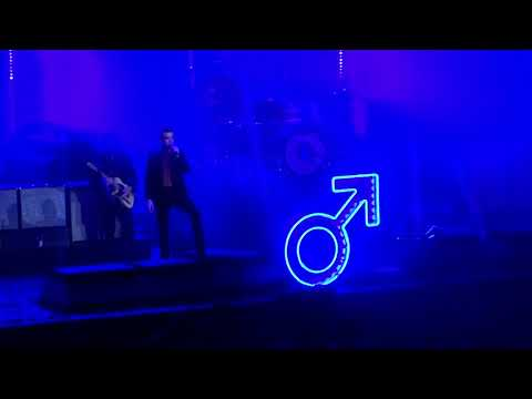 The Killers - The Way It Was, live at Nippon Budokan Tokyo, 12 September 2018