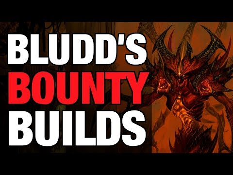 Diablo 3 - Bounty Builds Season 15 Patch 2.6.1 Guide