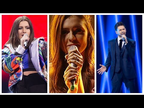 LITHUANIA EUROVISION 2018 – MY TOP 24
