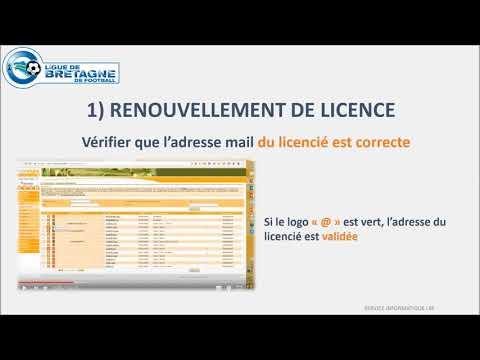 Tutoriel : Dématérialisation des Demandes de Licences pour les CLUBS