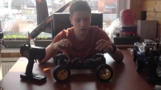 радиоуправляемая машина Pilotage Truggy One 4WD 1:10