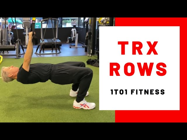 TRX ROWS - Tips and Insights