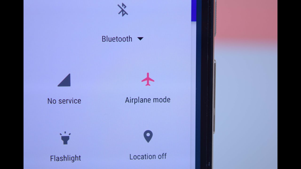 Guide Make Android S Airplane Mode Smarter Youtube