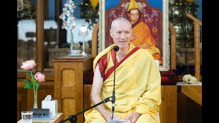 Preparing our mind - Gen-la Kelsang Khyenrab