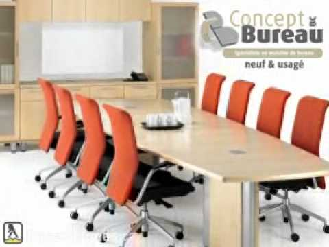 Buro concept inc laval youtube for Buro concept