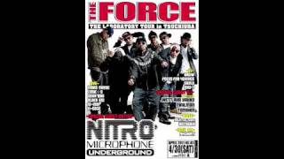 THE FORCE NITRO MICROPHONE UNDERGROUND THE LABORATORY - Release Spe...