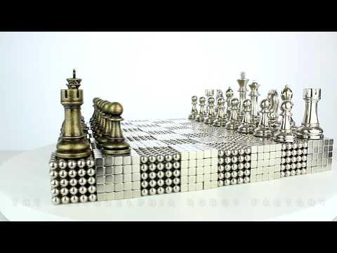 $6,000 Chess Board -  Neodymium Magnets
