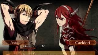 fire emblem fates revelation asugi and caeldori support love story