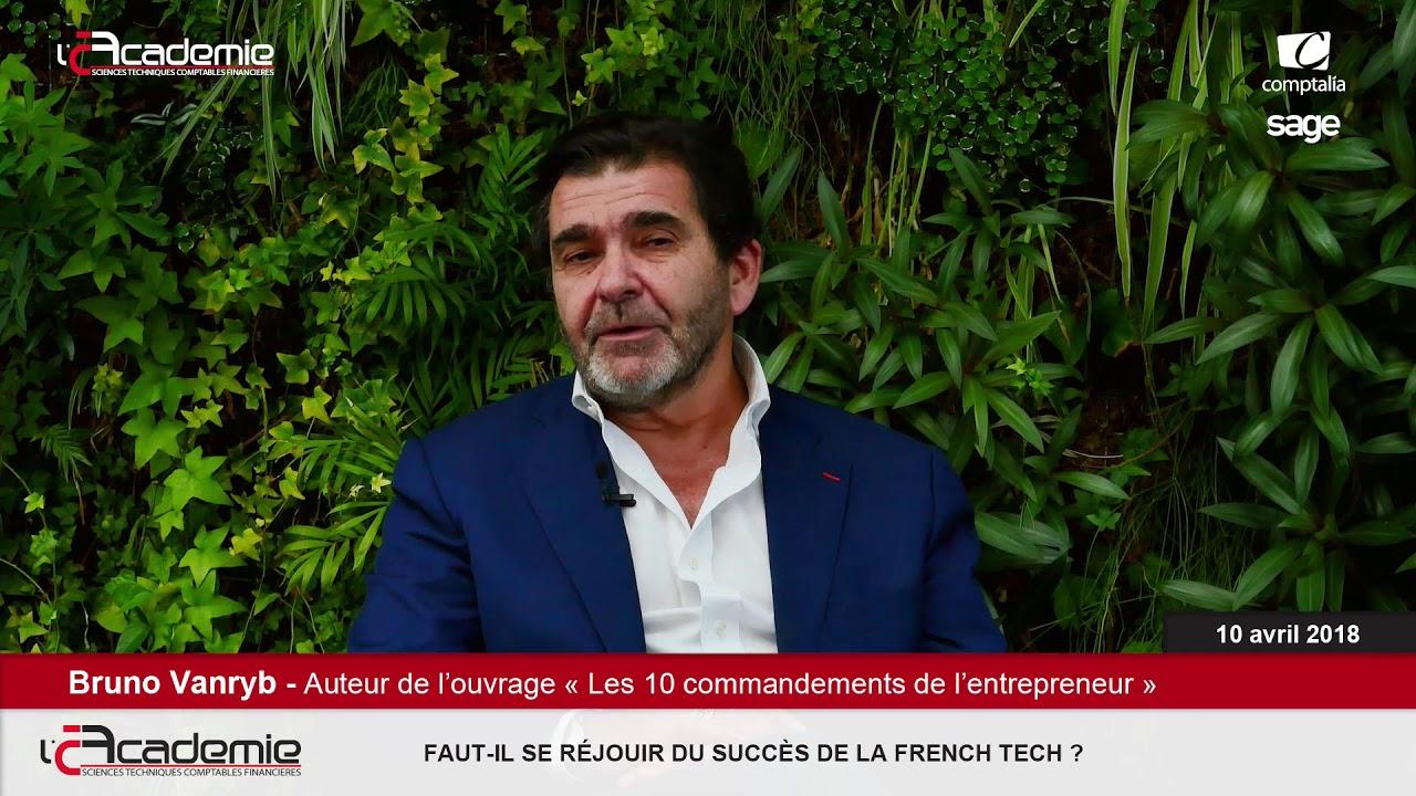Les Entretiens de l'Académie : Bruno Vanryb