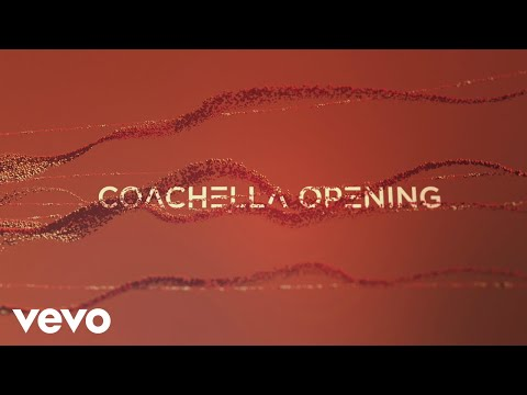 Jean-Michel Jarre - Coachella Opening (Official Music Video)