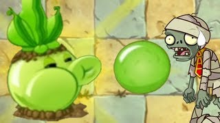 Plants vs. Zombies 2 - Every plant Power...