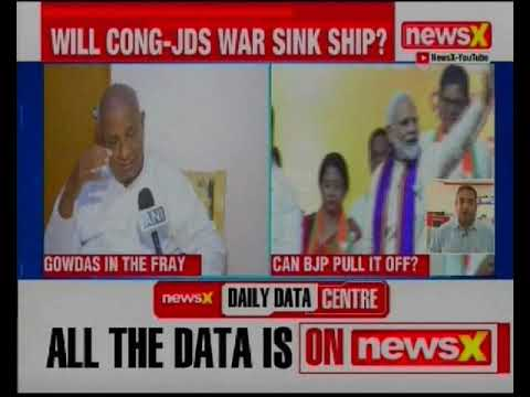 Lok Sabha Elections, Battle for Karnataka; Congress-JDS Vs BJP, Gowdas in the Fray Mp3