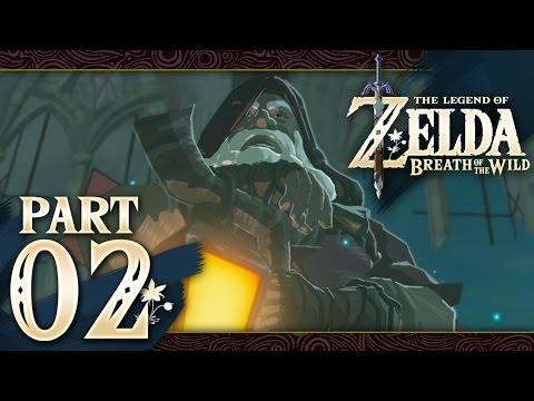 The Legend of Zelda: Breath of the Wild - Part 2 - Great Plateau Shrines