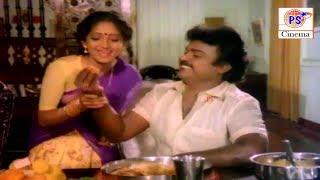 கேப்டன் விஜயகாந்த் சில மறக்க முடியாத காட்சிகள் என்றும் நினைவில் | Vijayakanth Movie Scenes |