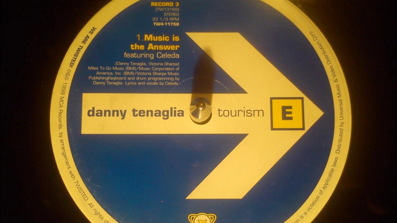 "Download Danny Tenaglia feat Celeda - ""Music is the answer"" - ★"