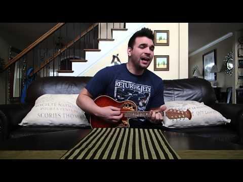 Mumford & Sons  Winter Winds acoustic mandolin