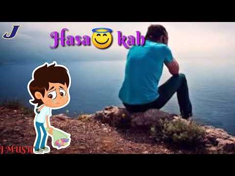 Thaki Delu Tu Thaki Delu || Heart Touching || Human Sagar || Sarthak Music || J MUSIC WhatsApp ||