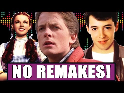 7 Movies That Should NEVER Be Remade