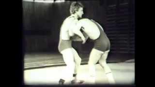 Классическая борьба. Техника комплексного мастерства (Польша, 1979)