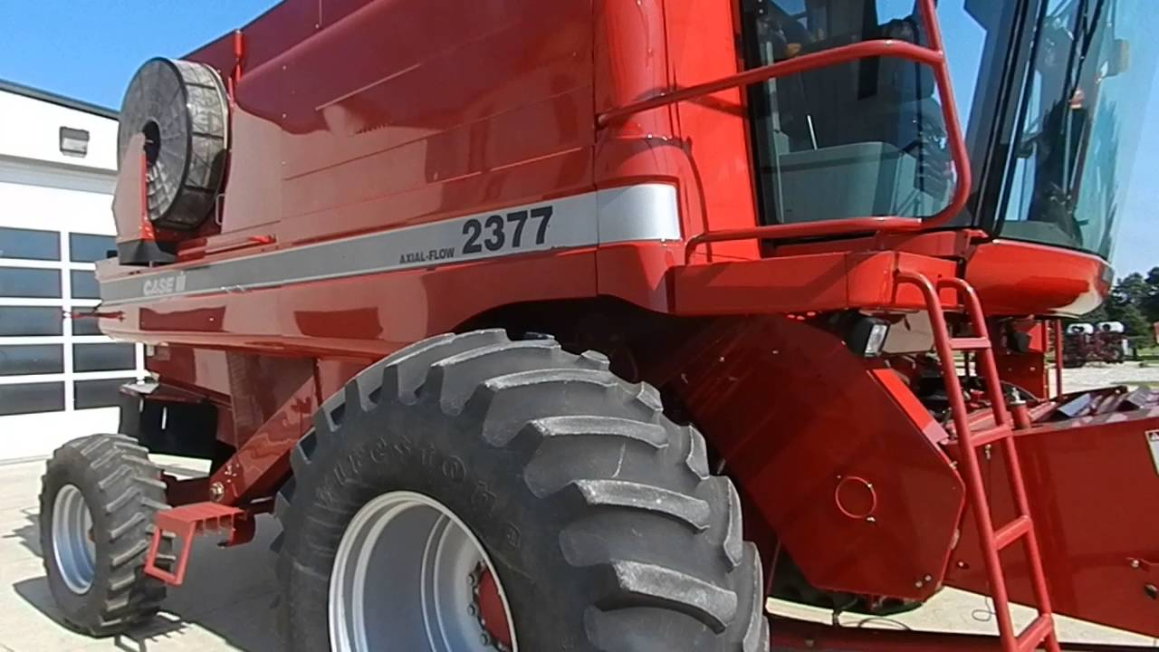 2006 Case IH 2377 For Sale