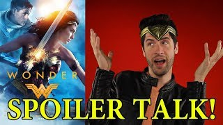 Wonder Woman - SPOILER Talk