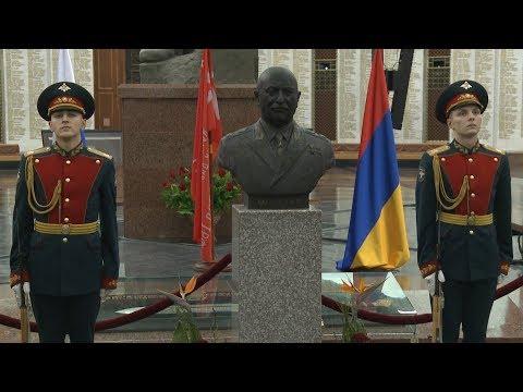 Самый храбрый из армян - славный маршал Баграмян