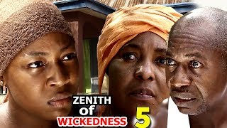 Zenith Of Wickedness Season 5 - 2018 Latest Nigerian Nollywood Movie | HD YouTube Films