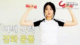 어깨 근력 강화 운동 #15