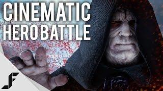 Cinematic Hero Battle - Star Wars Battlefront