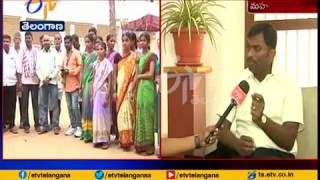 ETV Interview With Mahabuabnagar Dist Collector Ronald Rose | Over Rythu Bandhu Scheme