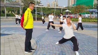 Урок № 2. Мастер Ма и его ученики в Гонконге