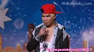 Video Genesis (Beatboxer) - Australia's Got Talent 2012 Audition! - FULL download MP3, 3GP, MP4, WEBM, AVI, FLV Januari 2018