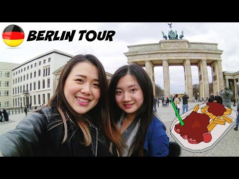 Travel with Gina | Things to do in Berlin, Germany 柏林兩日遊