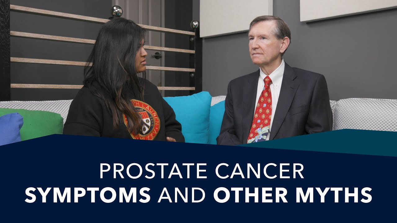 Prostate Cancer Myths | Ask a Prostate Cancer Expert, Mark Scholz, MD