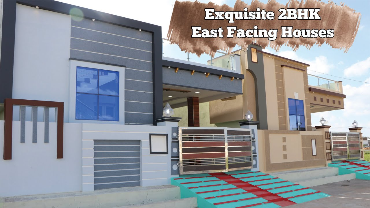 Exquisite 2BHK Houses For Sale | #Dhanlakshmipuram #NelloreRockss