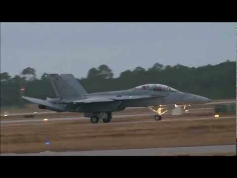 Spotting at NAS Pensacola - November 9, 2011