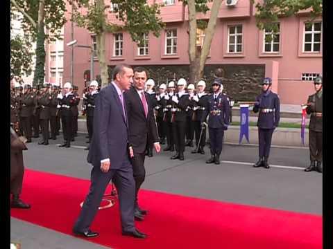 Vlad FILAT & Recep Tayyip ERDOGAN