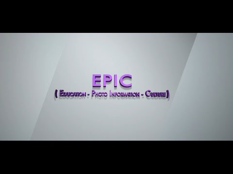 Magazine Show - EPIC (Education, Picture Information & Culture)
