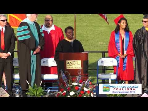 West Hills College Coalinga Commencement 2019